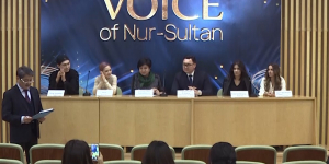 Voice of Nur-Sultan