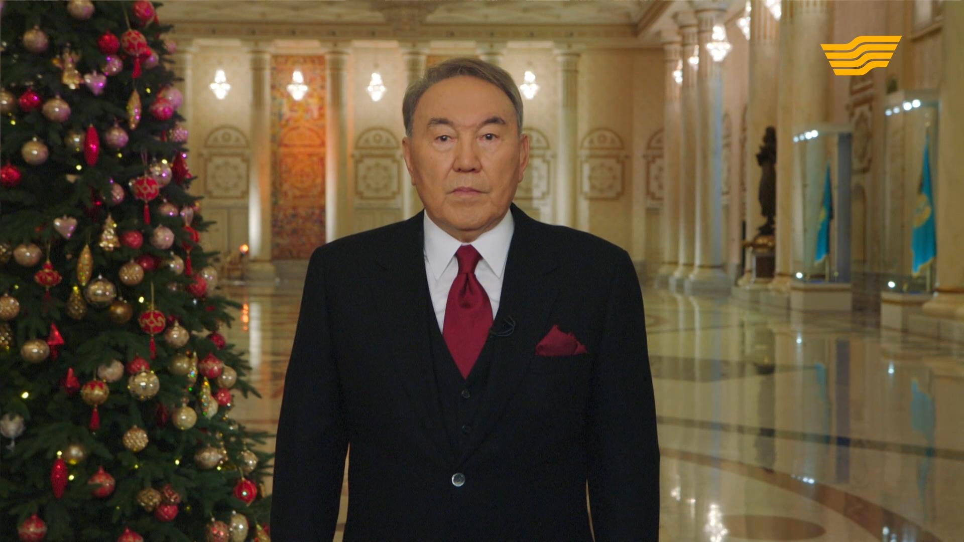 зимой поздравление назарбаева с новым животные относятся самым